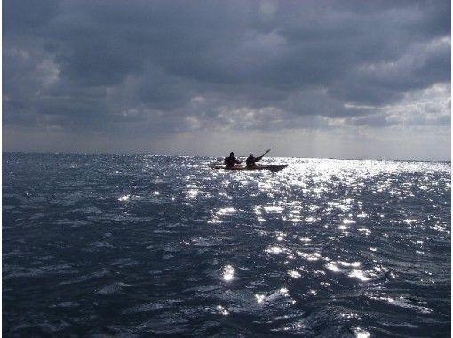 [Kagoshima/Sakurajima 【】 Impressed ☆ Sea kayak Sunset tour! !の紹介画像