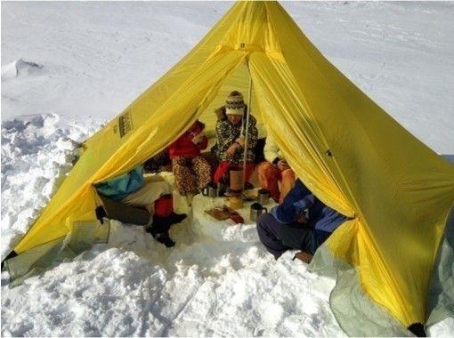 【山梨・八ヶ岳】スノーシューハイキング~白銀の世界を体験!ランチボックス付き!ご家族で楽しめます!