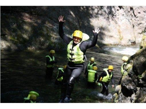 Hokkaido ・ Hidaka [Gallery experience of unexplored territory] canyoning half-day Toursの紹介画像