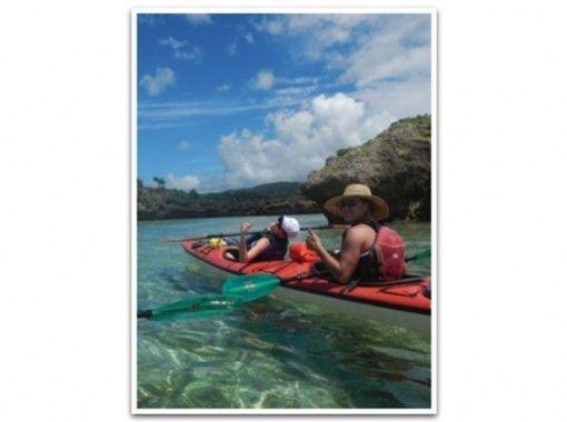 【沖縄・西表島】海でおさんぽゆったりシーカヤック&シュノーケルの紹介画像