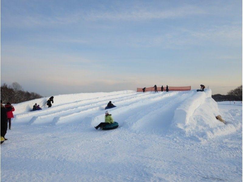 【北海道・千歳】スノーモービル、バギー、スノーラフティング、乗馬ができる超お得なセットプラン!!の紹介画像