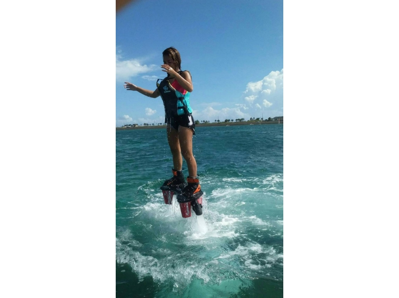 Sky Walk Boards : 【okinawa · onna village】 walk in the air with a blue sea