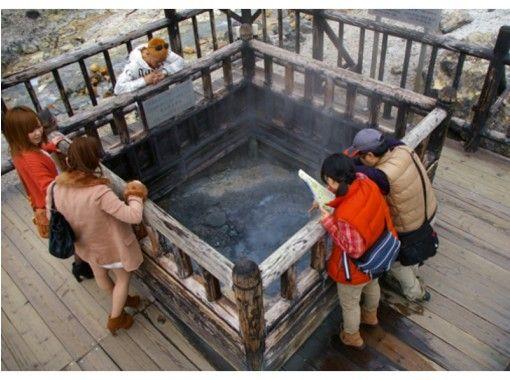 【北海道・登別市】地獄谷で山歩き~ガイドの解説付きで登別温泉・泉源ウォッチング