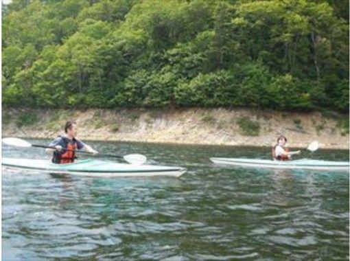 [ Gunma / Wed on] View 3 dam rowing pounding! Bullet canoeing tour! !の紹介画像