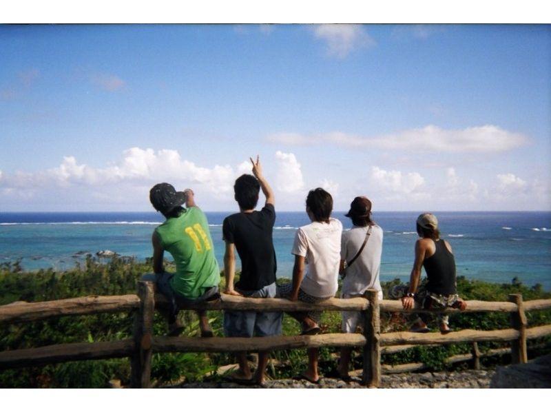【沖縄・石垣島】ランチ付き!石垣島車で1周観光!海を欲張りシュノーケルツアー(1日プラン)の紹介画像