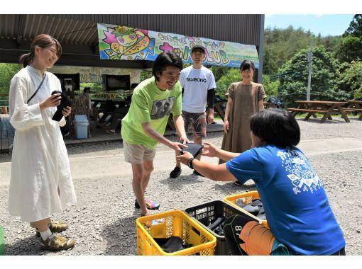 <7月~9月>【群馬・みなかみ】キャニオニング半日コース!! 大自然のテーマパークで遊ぶ!