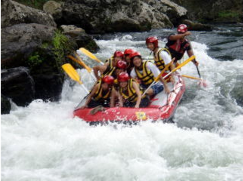[Kansai] in Kyoto Hozu rafting, enjoy a torrent of top class in Kansai! [Morning or afternoon course] introduction image of