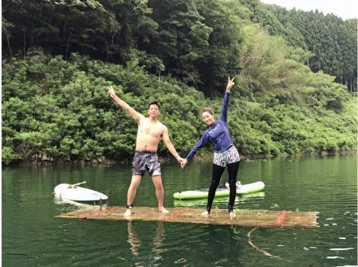 [Tokushima] also recommended for those with no self-confidence in children - physical fitness! Loose SUP experience in the great outdoors!の紹介画像