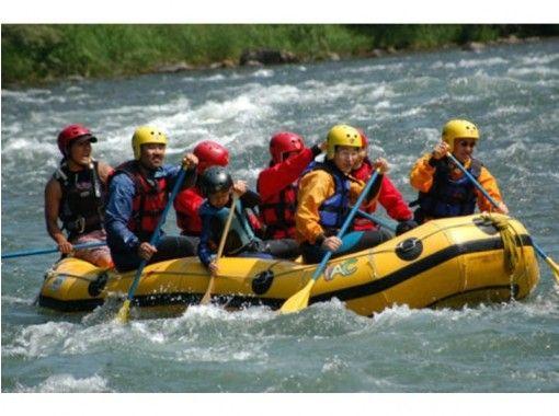 [Hokkaido Tokachigawa] TAC most popular greedy plan! Rafting & Canoeing Tourの紹介画像