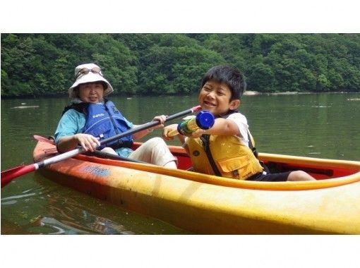 【群馬・みなかみ・洞元湖】I LOVE CANOE&KAYAK(カヌー&カヤック)半日ツアー