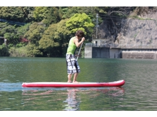 【福岡・3~4時間】SUPで水上散歩してみませんか?ウキウキ体験スクール!の紹介画像