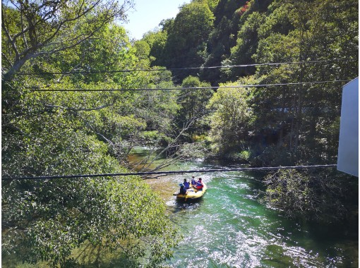 [北海道·Kushiro River Gensyu]乘坐獨木舟或船隻參觀釧路河Gensou [標準課程]の紹介画像