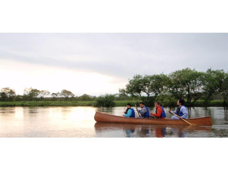 【北海道・釧路川湿原】水門まで湿原に吹く風を感じながらカヌーでのんびり下ろう【標準コース】の紹介画像