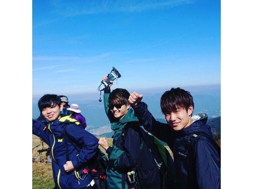 [Tokushima / Western (Yoshino River / Iya Valley)] Pounding tandem paragliding experience (1000m course)の紹介画像