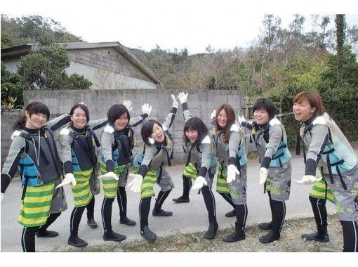 【沖縄・国頭で自然体験】独力で踏破する!やんばるリバートレッキング(沢登り)