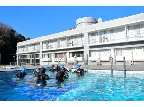 Miura image of the sea of school (Divenavi Scuba Academy)