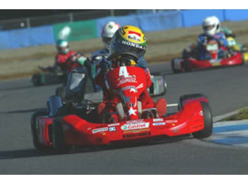 【 Iwate / Hachimantaira】 Let's experience first! ! Rental cart tour 【5 laps】の紹介画像