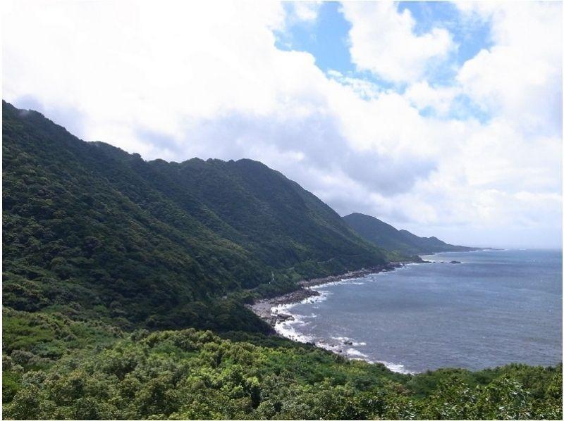【鹿児島・屋久島】大自然の芸術ガジュマルの森と西部林道に向かいます【約7時間】の紹介画像
