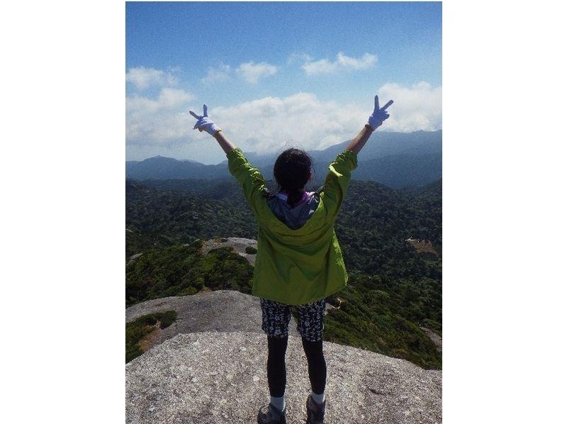 【鹿児島・屋久島】気軽に本格登山、黒味岳【がっつり11時間以上】の紹介画像