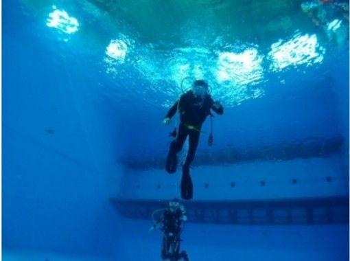 【福岡県・北九州市】サバイバルセンター 西日本最大のダイビング専用プールでファンダイビング!