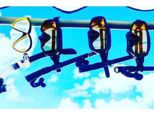 【沖縄・宮古島】マリンスポーツ各種で1日遊び放題~カップル・グループにおススメ!ビーチパラソル・ランチ付き!の紹介画像