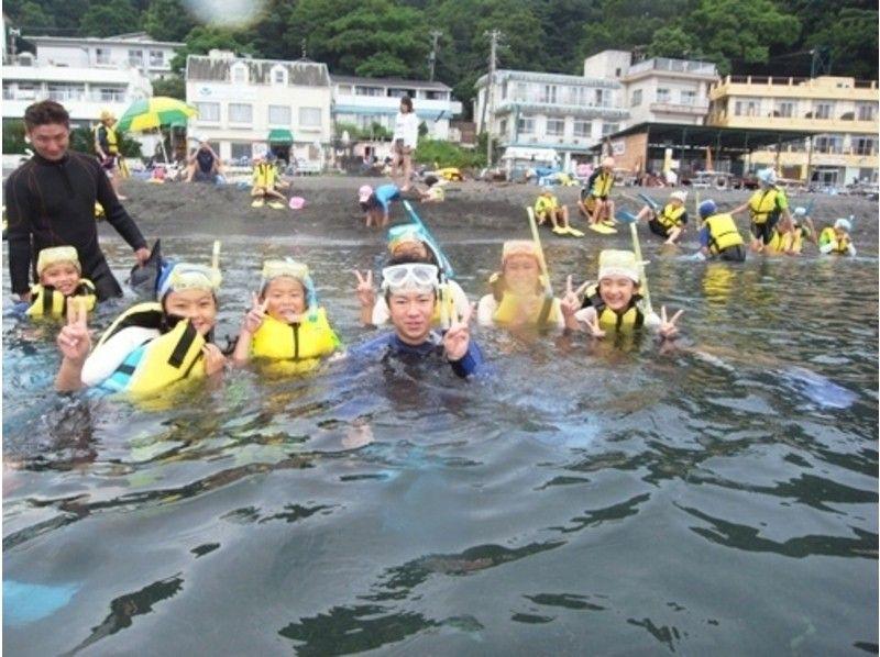 【静岡・伊豆・大瀬崎】水中観察しませんか?スノーケリングコース【初心者・スノーケリング】の紹介画像