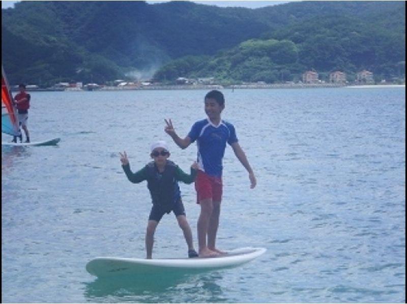 【鹿児島・奄美大島】子供も女性も高齢者も!すぐに楽しめるパドルサーフィン(SUP)の紹介画像