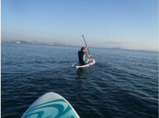 【福岡県・北九州市】今話題のマリンスポーツで海に乗ろう!【SUP】の紹介画像