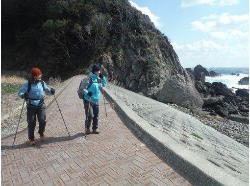 【静岡・南伊豆】まったりと海を眺めながら3時間トレッキング!「スタンダードコース」運動好きな方お勧め