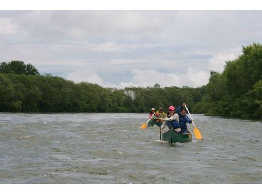 [Hokkaido Nakagawa-gun-half-day] Teshio canoe tripの紹介画像
