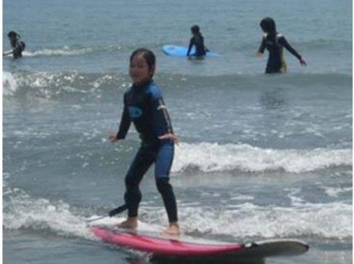 静岡県内在住者限定 サーフィンを体験しよう!キッズコース(2時間半×1回)