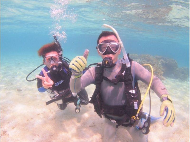 【沖縄・石垣島】1日体験ダイビングコース!【ライセンス不要】の紹介画像