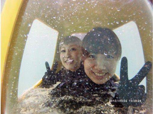 【沖縄・名護市】潜水スクーターで水中世界をドライブ!?【潜水スクーター】