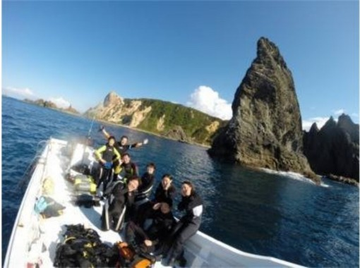 [Hokkaido / Shakotan Peninsula] Go To Regional Coupon Dealer ★ Diving the highly transparent sea! We have our own boat and rest facilities. Fun Diving [2 dives]の紹介画像