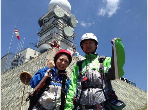 【山形・白鷹】タンデムも1人でも楽しみたい方向け!パラグライダーチャレンジ&タンデムセットコース