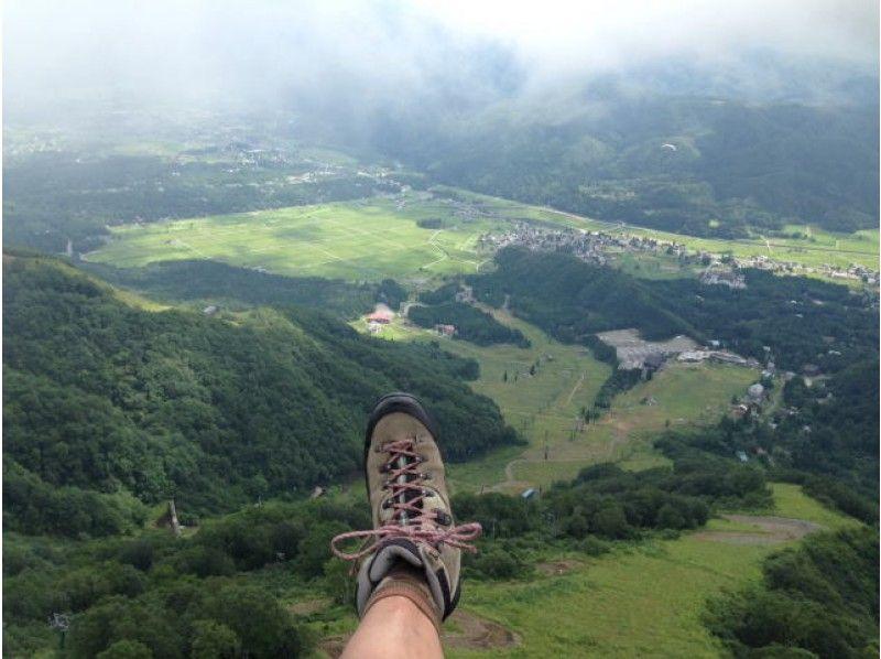 【山形・パラグライダー】タンデムも1人でフライトも楽しみたい方向け☆チャレンジ&タンデムコースの紹介画像