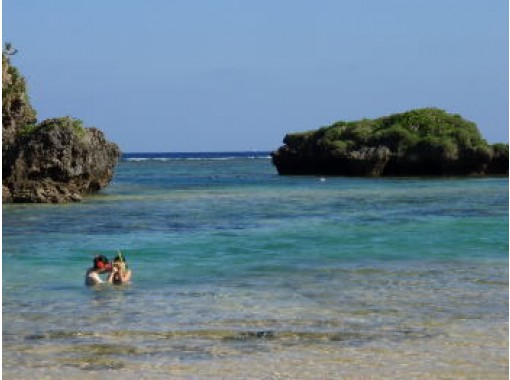 [South country Miyazaki ・ Nichinan Kaigan High transparency]Miyazaki Snorkeling in the seaの紹介画像