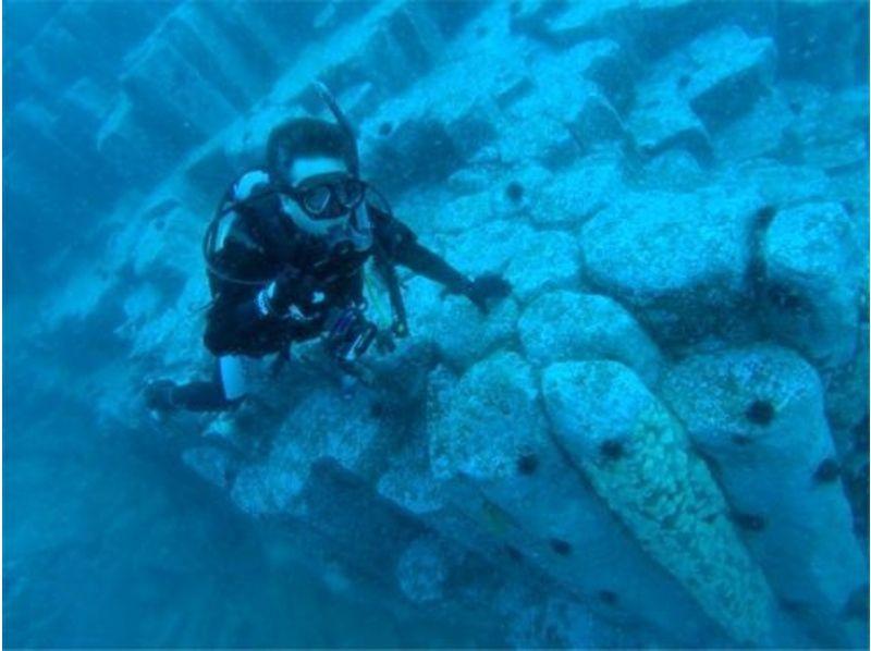 【北海道・積丹半島】積丹の青い海を楽しむ!体験ダイビング【2時間】の紹介画像