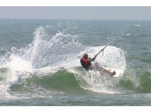 【石川・内灘海岸】カイトボード体験コース