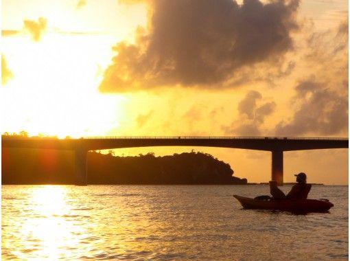 八幡島日落皮艇の紹介画像