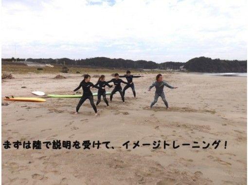 【三重・志摩】初めての方歓迎!サーフィンスクール2時間&道具レンタル1日(ボード&ウエット)