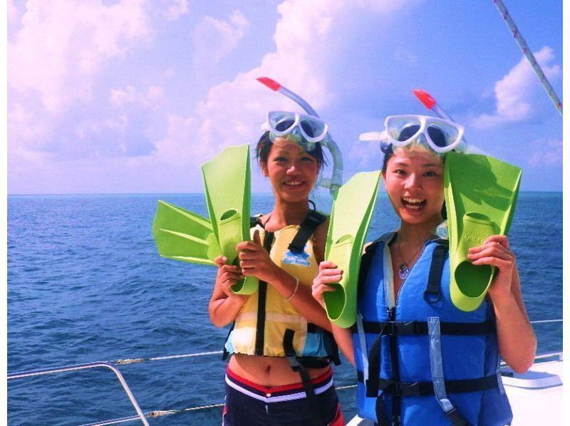 【沖縄・石垣】泳げなくっても大丈夫!3hourシュノーケリングコース【竹富島・幻の島エリア】の紹介画像