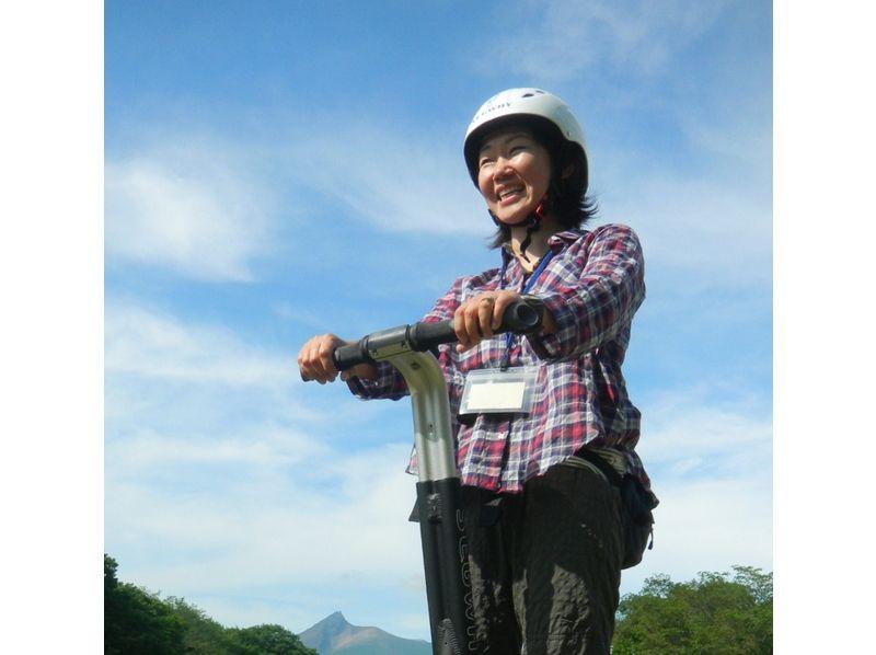 【北海道・函館】近未来の乗り物で探索!セグウェイ自然体験ツアー【2時間30分】の紹介画像