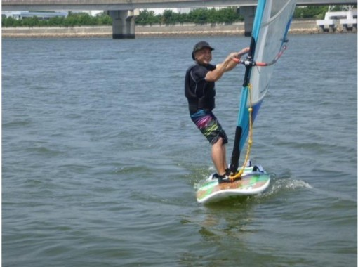 【Aichi · Shinkai】 Windsurfing experience school (3 day master course)の紹介画像