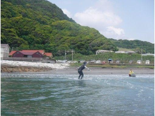 【千葉・南房総】「地域共通クーポン利用可能プラン」初めての方はこちら! サーフィン体験コースの紹介画像
