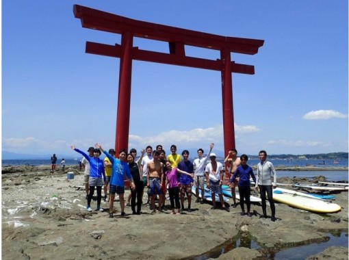 [Shonan ・ Reiko: This is SUP! Step-up course 【 half-day/ 1 day]の紹介画像