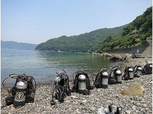 【四国・柏島】カラフルダイビング!気持ちは南国ツアー【日帰り・2ボート】