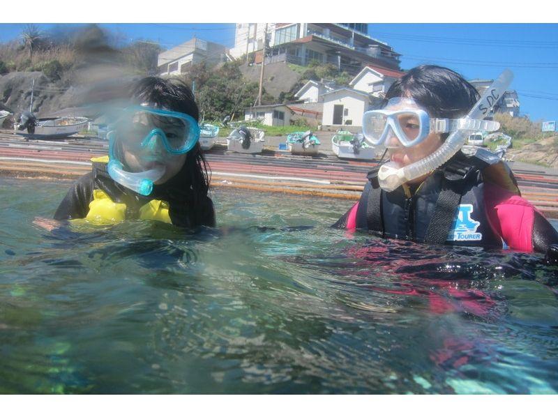 【須崎】お子さまと一緒にシュノーケリング!海中見学コース【半日】の紹介画像