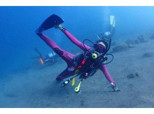 【地域共通クーポン可・湘南】都内から最短!お試し体験ダイビング