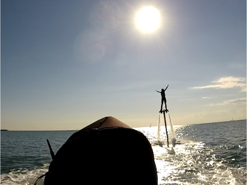 [Kamakura, Zushi] feel free to join! Fly board beginner experience course! Introduction to image
